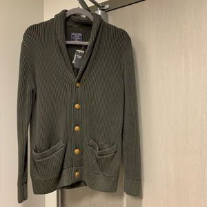Abercrombie and Fitch Men's Cardigan size xs